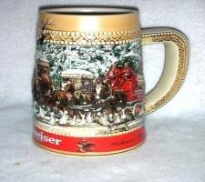 Budweiser Stein 1987