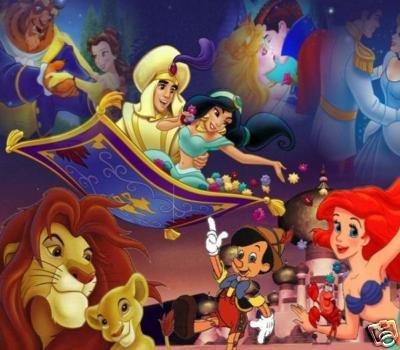 Disney Music Sheet Collection 240 Songs + Lyrics vocals