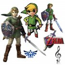 NINTENDO COLLECTION OF LEGEND OF ZELDA PIANO MUSIC SHEET SCORES