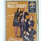 Vintage The World of Wall Street Board Bookcase Game..1969-NBC