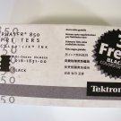 Phaser 850 Black 016-1831-00 Tektronix  (3) Colorstix Xerox