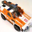 Transformers Armada Powerlinx Red Alert Figure Orange