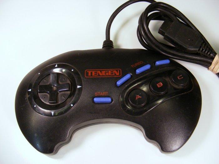 Tengen Control Pad GEAC for Genesis (GEAC)