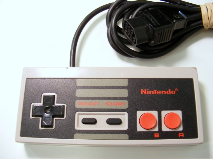 Nintendo NES Replacement Controller NES Nintendo Entertainment System