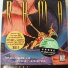 Rama by Sierra PC Adventure Game Arthur C. Clark with Box