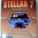 Stellar 7 Video Game by Dynamix MS-DOS PC RARE Disk Version 3.5 5.25 1990