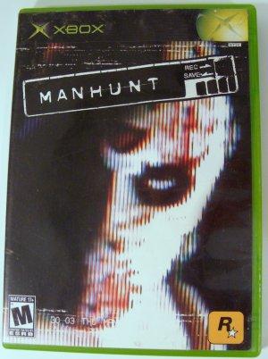 Manhunt for XBox Used
