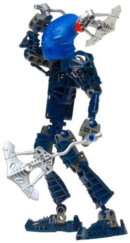 2004 Lego Bionicle 8602 Metru Nui Toa NOKAMA NEW C39