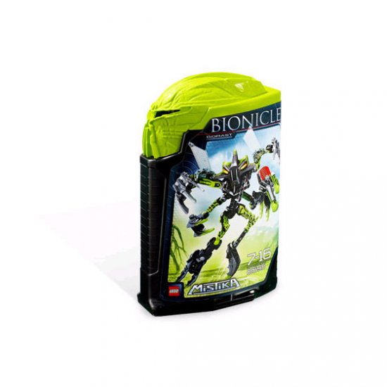 Lego Bionicle 2008 Gorast Mistika Set 8695 New NIB BNIB