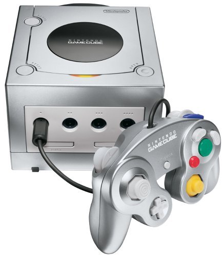 Nintendo GameCube Platinum Edition NEW with Bonus Game