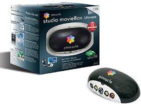 PInnacle Studio Movie Box Ultimate Video Capture 82301002871