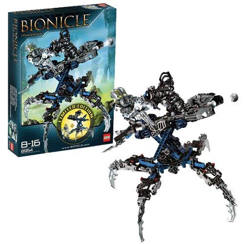 Lego Bionicle Mistika Vehicle Limited Edition Boxed Set 8954 Mazeka 2008