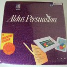 Aldus Persuasion 2.0 for MAC New Sealed