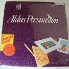 Aldus Persuasion 2.0 for MAC New Sealed