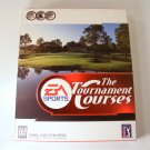 EA Sports The Tournament Courses PC CD Game BOXED Sealed
