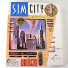 Original SimCity Classic Maxis PC Game 1993 in Box Sim City