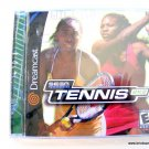 Sega Dreamcast Tennis 2K2 Game New Sealed
