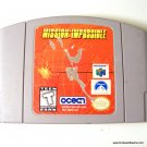 Nintendo 64 N64 Mission Impossible Game Cartridge