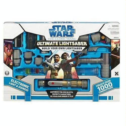 Hasbro 87625 Star Wars Toy The Clone Wars Ultimate