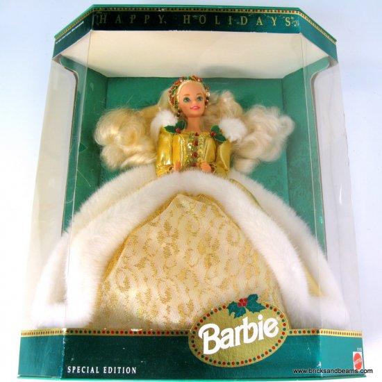 1994 Happy Holidays Barbie Special Edition NRFB NIB