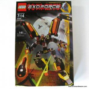 LEGO Manga ExoForce Set 8105 Blade Titan Minifig HTF NEW NIB