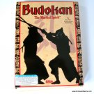 1989 Budokan The Martial Spirit Electronic Arts PC Game Original Box Boxed 3.5 Disc