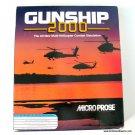 """Microprose Gunship 2000 PC DOS Game BOXED 3.5"""" Disks"""