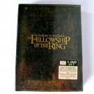 Fellowship of the Ring Extended Edition DVD New