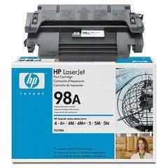 GENUINE HP 98AToner Cartridge SEALED 92298A   6800 pg