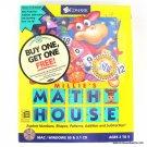 Edmark Millie's Math House 2.0 MAC Windows PC Game BoxedNew
