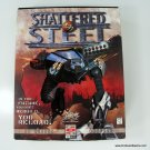 Interplay Shattered Steel PC Game 1996 w Manual in Box