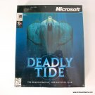 RARE Microsoft Deadly Tide PC Game 1996 w Box Sealed New