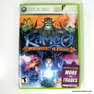 XBOX 360 KAMEO Elements of Power Used