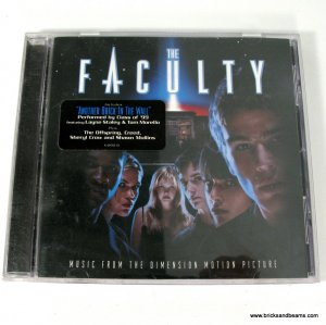 The Faculty Motion Picture Soundtrack