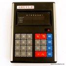 Vintage Argyle Mark 6 VI Calculator w VFD Display
