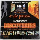 IBM Presents Worldbook Discoveries Big Bang to Present w Box PC Game