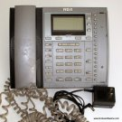 RCA Business Phone 25202RE3-B 2-Line SOHO Corded Speaker Phone w Power Adapter 60 Day Warranty