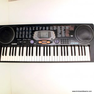 casio ctk 541 keyboard synthesizer learning keyboard rh bricksandbeams ecrater com Casio Keyboard CTK 411 AC Adapter Casio CTK -700 Keyboard