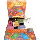 Harry Potter Sorcerer's Stone Trivia Game  Used