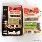 Galoob MVP Football Vintage Handheld Electric Game w Box Works Great
