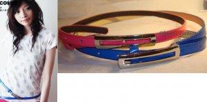 Stylish Belt #ABB002 (hot pink)