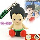 Kewpie x Astro Boy cell phone strap