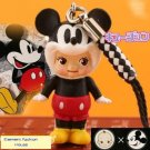 Kewpie x Disney Mickey Mouse cell phone strap