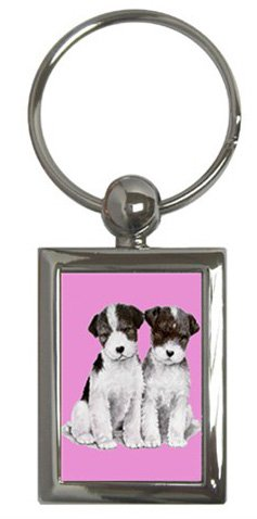 The Cutest ever Brand New Pink Puppy Key Chain - Free Delivery
