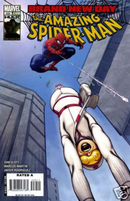 Amazing Spider-Man #559 NM Unread