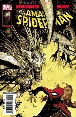 Amazing Spider-Man #557 NM Unread