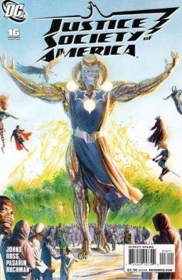 Justice Society of America #16 NM Unread
