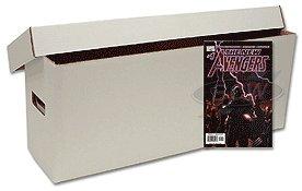 BCW (10) Long Comic Storage Boxes