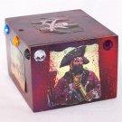 Pirate Stash Boxes