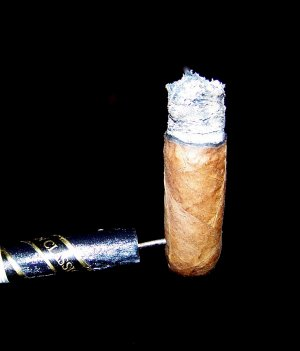 Bone Cigar Handles - large